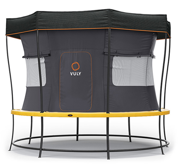 Large Trampoline with Tent bundle