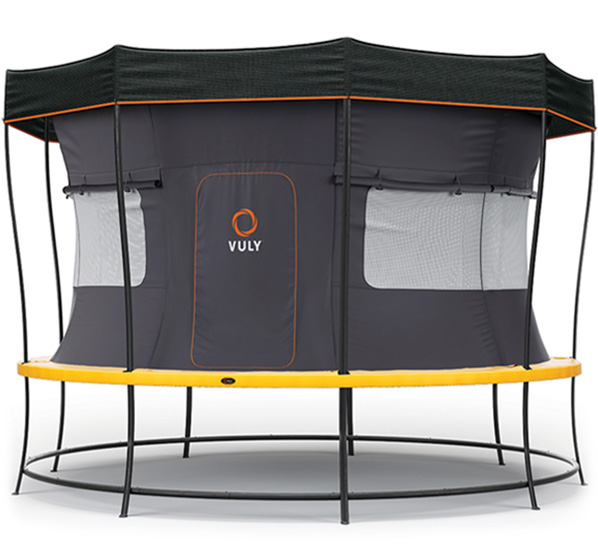 Extra Large Trampoline with Tent bundle