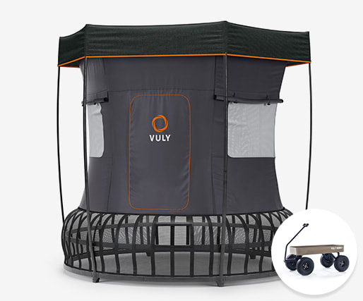 Vuly Trampolines - Thunder Pro